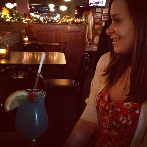 @laa92 1st legal drink! Happy Birthday sis! #21