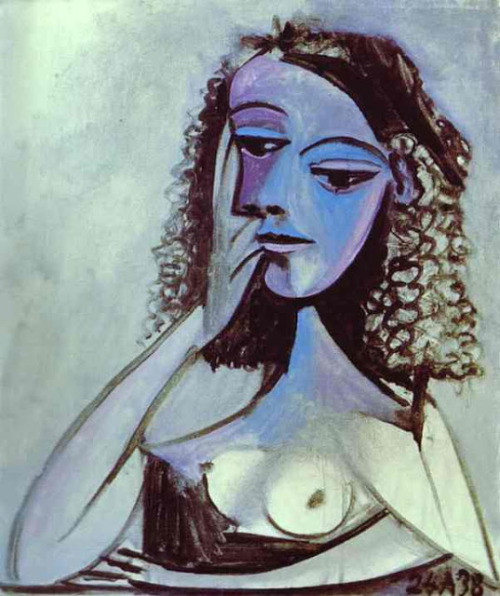 blurrymoon:  pablo picasso