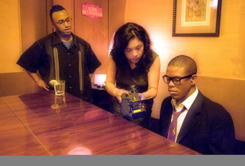 "Photo: Working still from Billy & Aaron                           Image Maker: Rodney Evans, Part 2We continue our conversation with director/writer Rodney Evans who will be at the Schomburg Center to showcase his short films as well as clips from his feature-length films including the forthcoming, The Happy Sad.What motivates you to work in a visual medium like film?I've always been interested in the ways that stories and emotions can be conveyed through a visual medium and how subtext gets communicated through movements, looks and gestures. At the same time I am fascinated by memory, dreams and the subjective nature of history. Which stories get preserved & passed on, and which ones slip through the cracks?I was always aware of the lack of film and television representation that reflected any aspect of my experience. I wanted to be an active agent in changing that situation as opposed to bemoaning the state of the things from the sidelines. Since I have also dabbled in the many different art forms (dance, music, fiction writing, acting, photography) film was always a way to combine all of these disparate interests within one medium.Any films you'd recommend that are out now?Funny enough, the one that I would recommend out now would be Portrait of Jason directed by Shirley Clarke in 1967. She is one of my favorite filmmakers and her two films Portrait of Jason (1967) and The Cool World (1963) are ones that I go back to over and over again. All of her works has been meticulously restored by Milestone Films and Portrait of Jason is currently playing at The IFC Center in New York. I discovered her films on a dusty shelf at Kim's Video in the early 90's and found both of these films to be deeply affecting and inspiring. Jason is one of the first film representations of an out, black, gay man and is the sole focus of the film. He is a born storyteller and hysterically funny yet also kind of tragic in a way that I think we can all relate to. He is The Happy Sad in many ways…                                           **************The Ordinary People film series concludes with Director/Writer Rodney Evans who will showcase two of his earlier short films, ""Two Encounters"" (1999) and ""Close to Home"" (1998), a clip from ""Brother to Brother"" (2004), a recent short film, ""Billy and Aaron"" (2010) and an excerpt from his upcoming feature-length film, ""The Happy Sad"" (2013). After the screening, there will be a Q&A with Evans. Free and open to the public."