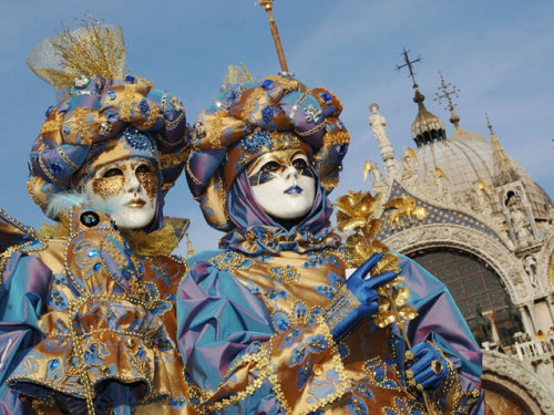 "Event of the Week: The Carnival of Venice 2013 Photo by @benjaaquila via Twitter. Thousands of visitors come to Venice every year to experience the costumes, masks and music that makes the Carnival so special. The Carnival of Venice dates to at least the 15th Century, however it fell into decline after the city was seized by Napoleon in 1797, and was later abandoned when Mussolini banned the wearing of masks. It was revived in 1979, in an effort to reinstate the city's traditions, and is today considered among the world's finest festivals. Masks have always been a main feature of the Venetian carnival and on the last weekend the best mask, ""La Maschera più bella"", is decided by a panel of international costume and fashion designers. Have a look at some of the most beautiful masks in the world captured in the photos on sharypic, and get into carnival spirit!"