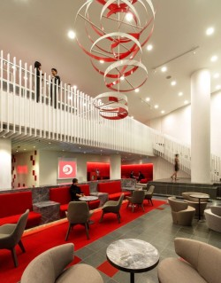 OCBC Campus by Ministry of Design in Singapore
