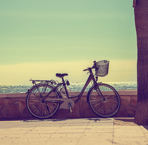 Las bicicletas son para el verano by De la Bella on Flickr.