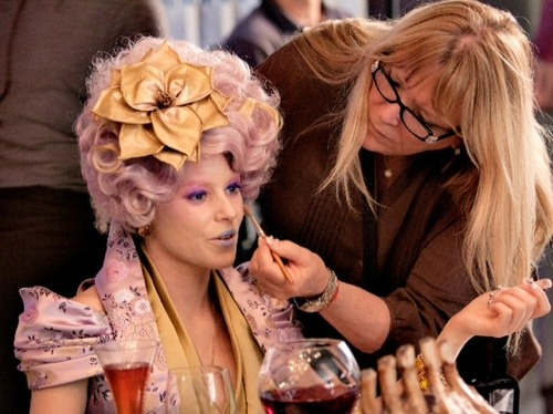 VIDEO: Linda Flowers on creating The Hunger Games lookLinda Flowers is the woman responsible for creating the incredible hair styles featured inThe…View Post