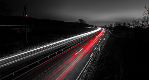 highway by cembayir_photography on Flickr.