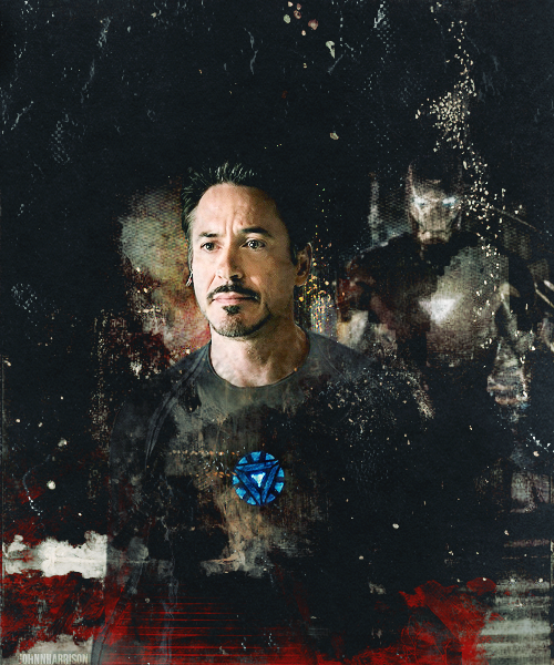"downey-addiction:  ""You can take away my home, you can take my toys away, what you can't take from me is that I am Iron Man""                                                  - Tony Stark"