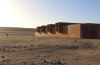 Site Museum of Paracas Culture by Barclay & Crousse in Ica, Peru. From @archdaily