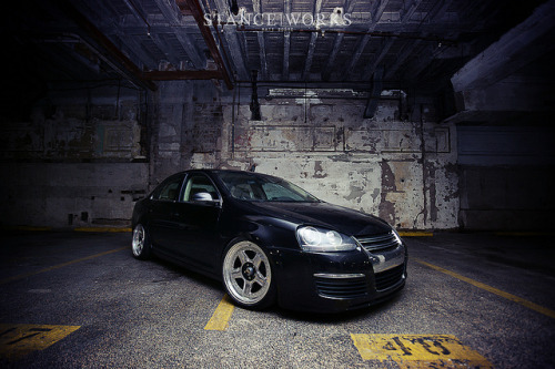stancespice:  stacys jetta by Matt Dobre on Flickr.