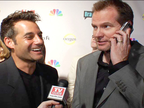 jackcolemandaily:  adrian pasdar and jack coleman, to be seen together again in another show: burn notice