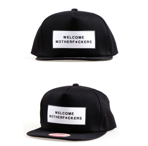 jason-oppa:  Sunny's WELCOME MOTHERF*CKERS snapback as seen on Dancing Queen MV. available here.