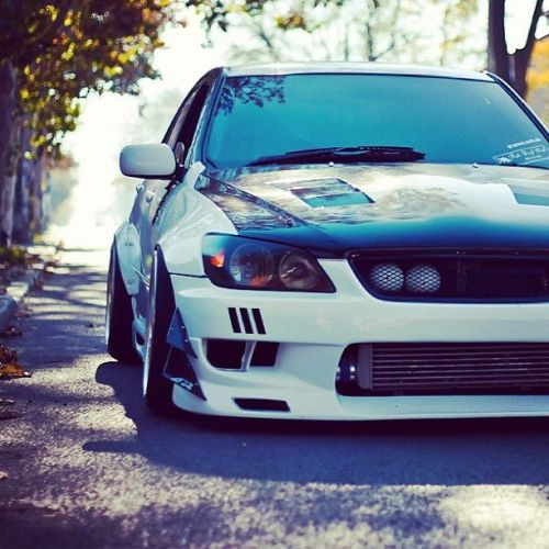 Wallpapers Toyota Altezza Lexus Is200 Is300 Tuning Turbo
