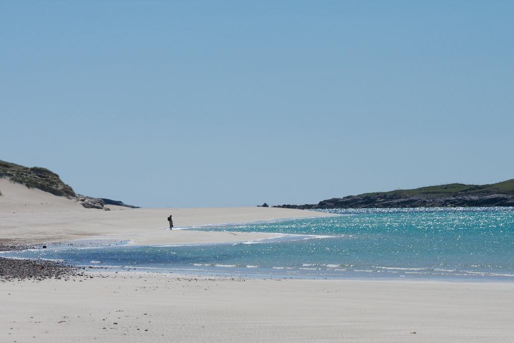 Just a Scottish Beach