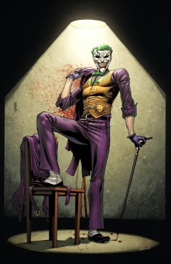 Joker coloredby *RobertAtkins