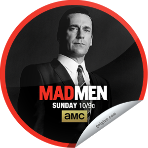 I just unlocked the Mad Men: The Crash sticker on GetGlue                      3278 others have also unlocked the Mad Men: The Crash sticker on GetGlue.com                  Don is disrupted by a surprise visitor and Peggy looks for inspiration. Share this one proudly. It's from our friends at AMC.