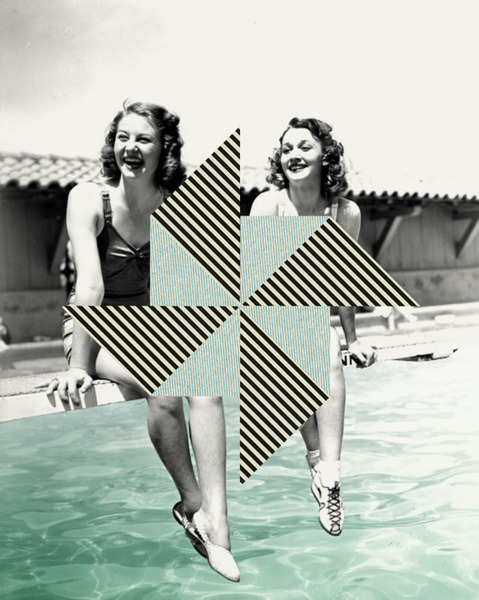 artchipel:  ( Ma + Chr ) | on Tumblr - Carole Landis & Virginia Dale