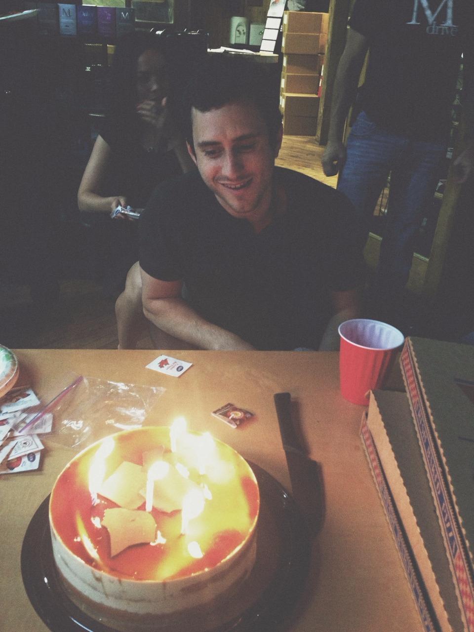 Happy Birthday BK