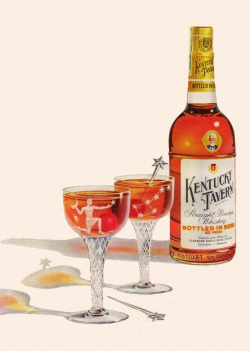 Kentucky Tavern Manhattans