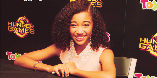 everlaaasting:  Amandla Stenberg is so cute