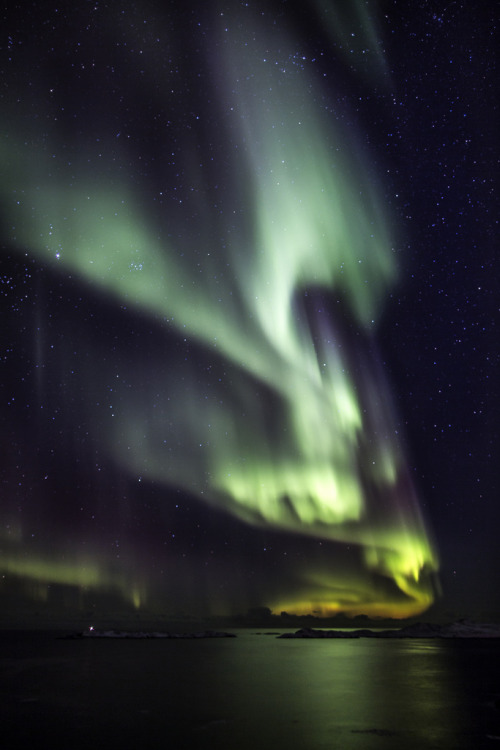 hesito:  Mads Pihl, northern lights
