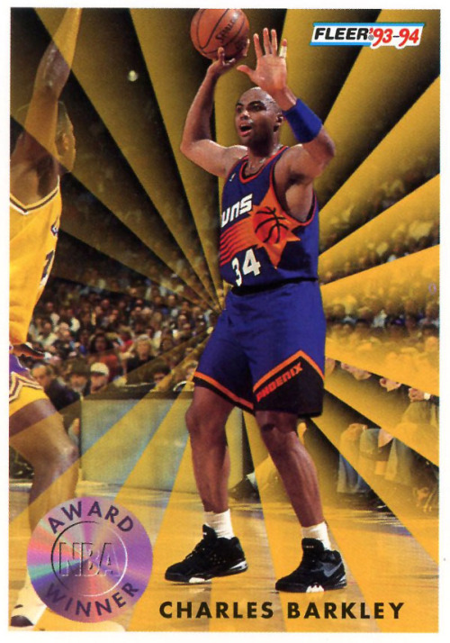 Charles Barkley - Nike Air Force Max