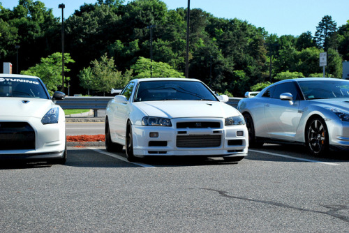gdbracer:  R34 Skyline by jonel1225 on Flickr.