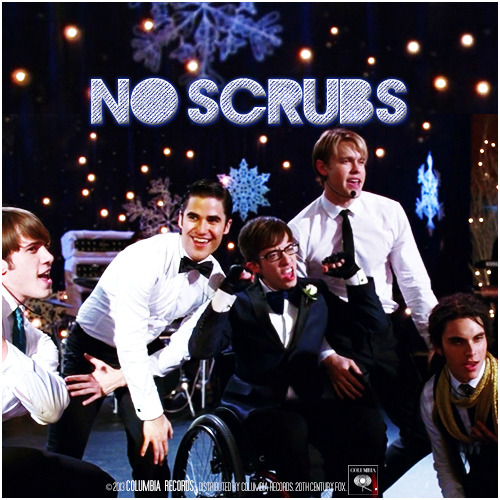 4x11 Sadie Hawkins | No Scrubs Alternative Cover