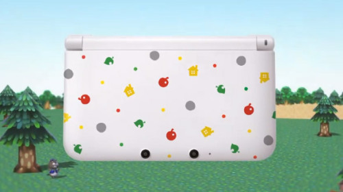 That Animal Crossing 3DS XL looks… FABULOUS!!!