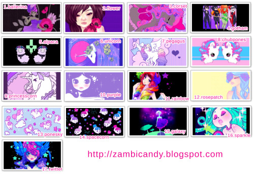 zambiunicorn:  Pencil/makeup/zipper bag pre-orders available until April 9th! :)  http://zambicandy.storenvy.com/products/1274906-pencil-bag-pre-orders If there is a design you want that isn't shown let me know and I'll see what I can do :)