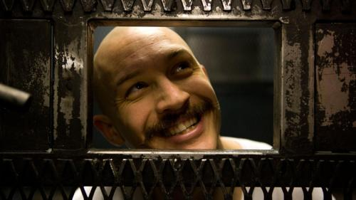netflixia:  Bronson (2008) Rated R - 1hr 32m Nicolas Winding Refn's vivid and unflinching biopic delves into the life of Britain's most notorious prisoner, Charlie Bronson — who's been jailed for nearly 35 years — and attempts to dissect the real man behind the deranged persona. 7.0/10 - IMDB View Trailer || Add/Watch on Netflix