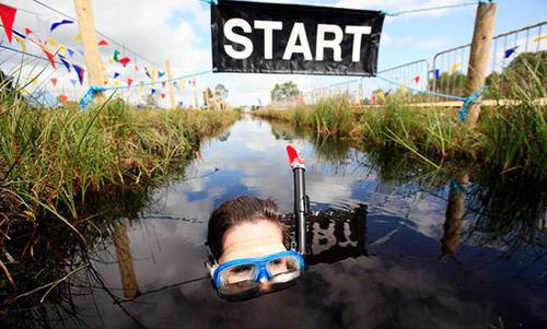 Resultado de imagen para buceo de pantano