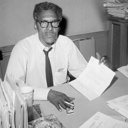 """We need in every community a group of angelic troublemakers."" -Bayard Rustin"