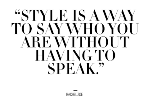 finaest:  Words of Wisdom by RACHAEL ZOE  http://paulinaxanna.tumblr.com/