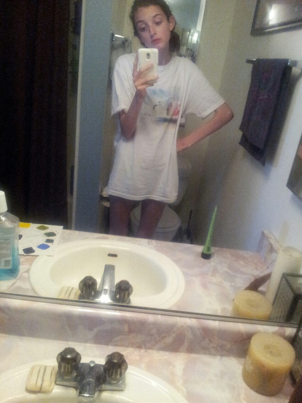 hangin out w/ no pants wbu