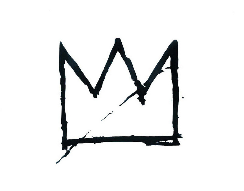 h0henhe1m:  Basquiat Crown