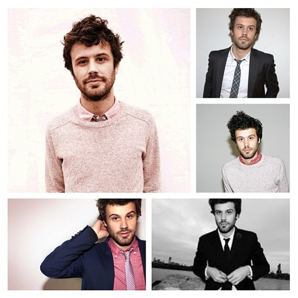 #ManCrushMonday the gorgeous #MichaelAngelakos of #passionpit AKA my soulmate.