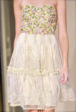 chiffonandribbons:  Collette Dinnigan S/S 2011