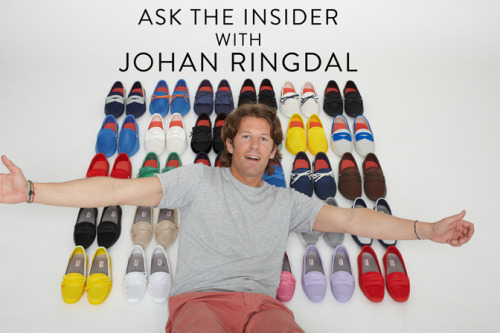 All new 'Ask The Insider' on site now!We sat down with Johan Ringdal, founder and creative director of SWIMS for an in-depth look into how the development of SWIMS came to be, his muses, and his favorite relaxation destination.Read the full article at http://www.ikkon.com/johan-ringdal/