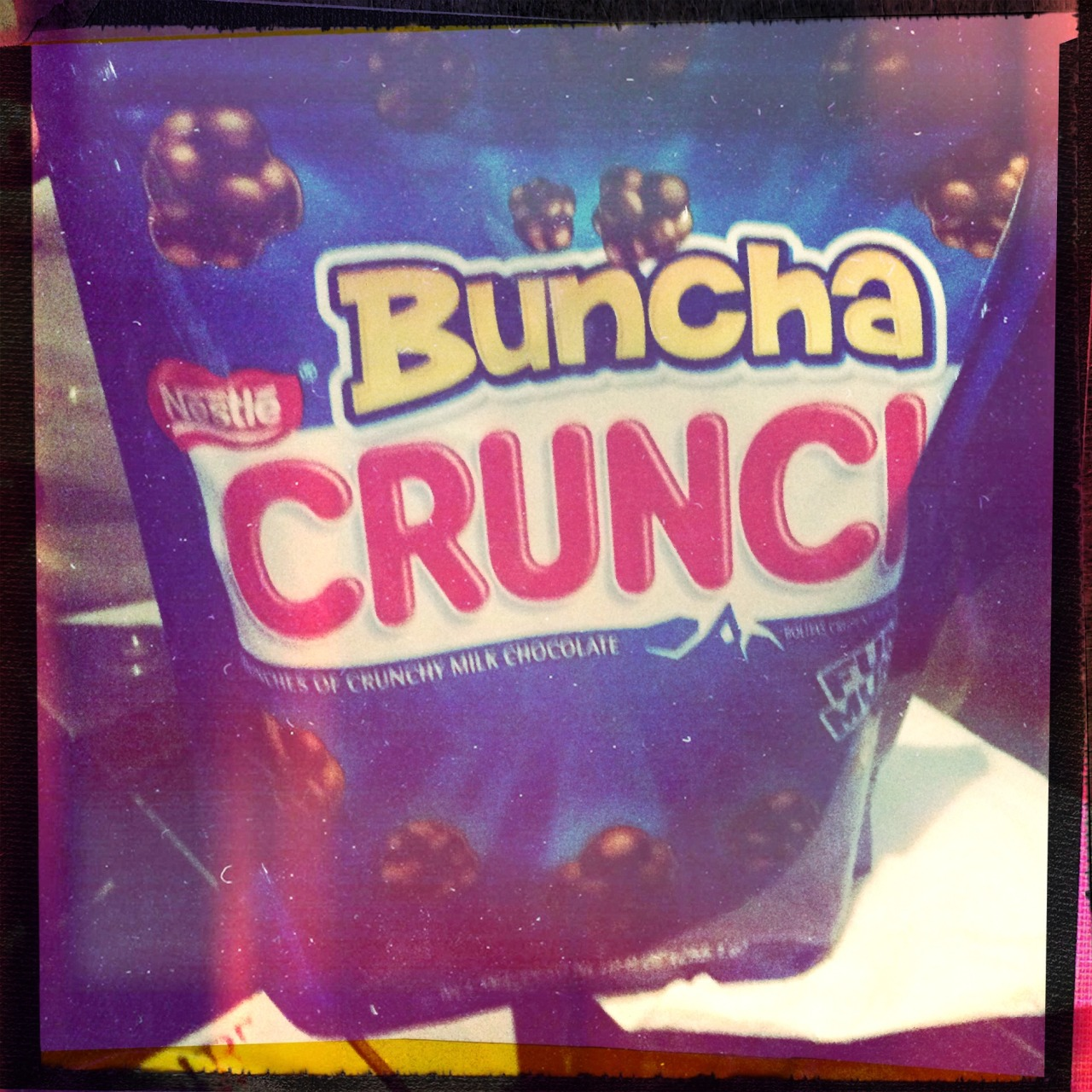 Best thing ever created! #chocolate #crunch #yum