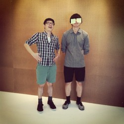 The Shorts Boys  (at Foreign Policy Design Group)