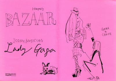 Harper's Bazzar  LADY GAGA