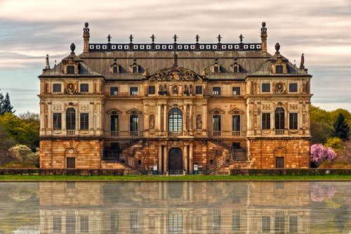 allthingseurope:  Grand Garden, Dresden, Germany (by Jan Zeman)