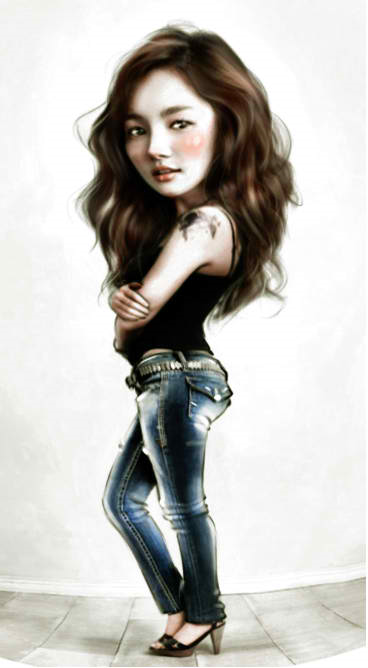 ahaha! nice avatar for you Minyoung unnie   @sweetestMY cr to fan-art owner