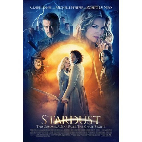 "| Movie of the Week: Stardust | • ""What do stars do? They shine."" •"