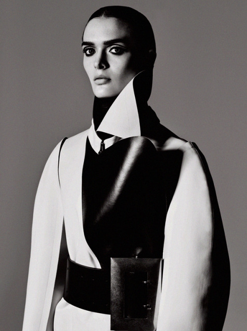 threefolds:  sam rollinson | v magazine summer 2013 | by kacper kasprzyk