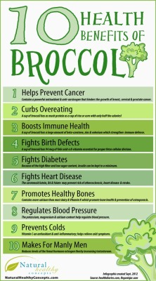 thebeginningofhealthy:  BROCCOLI IS MY FAVORITE VEGETABLE