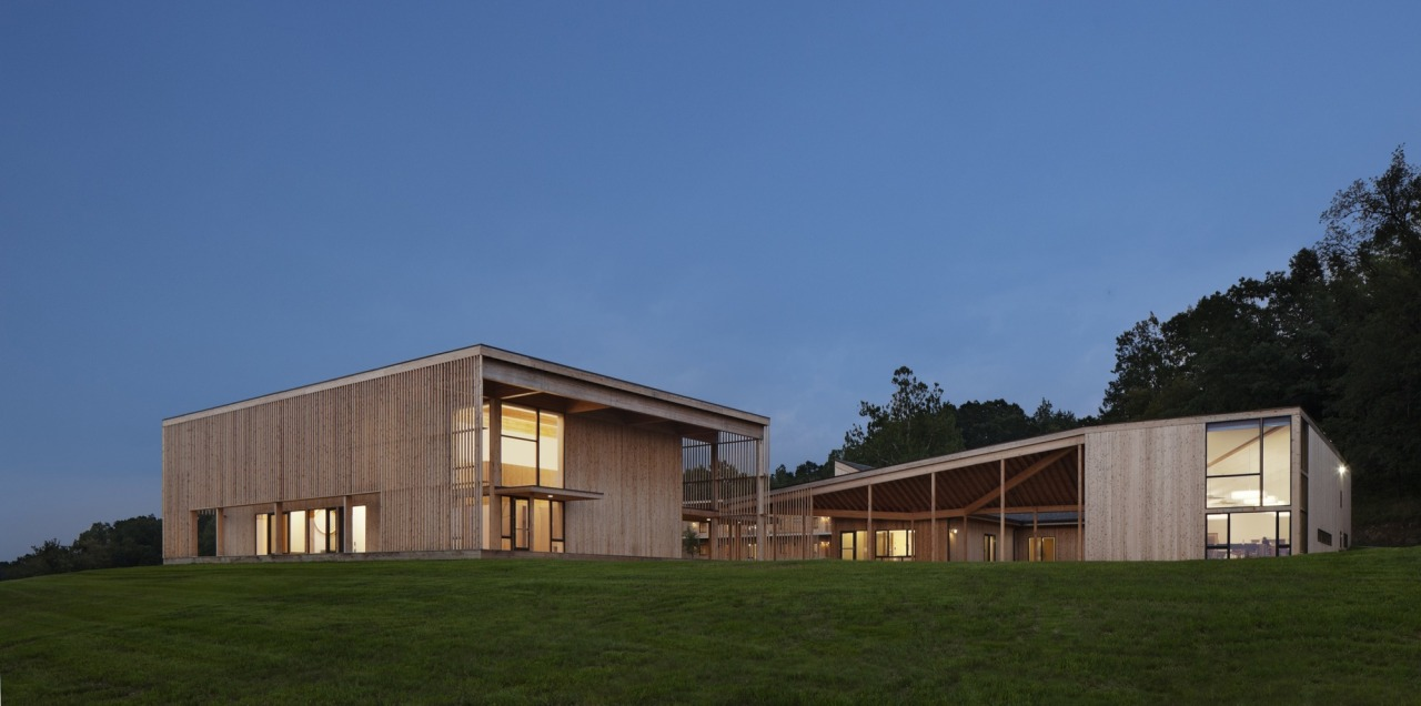 cjwho:  Won Dharma Center / hanrahanMeyers architects