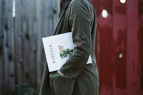 (via Kinfolk Magazine - Journal)