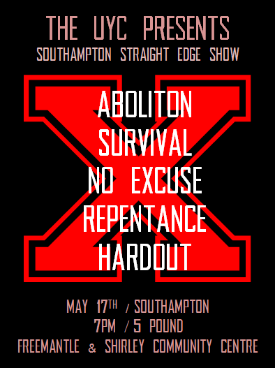unchainedyouthcollective:  Next show in 2 weeks https://www.facebook.com/events/158262234330462/