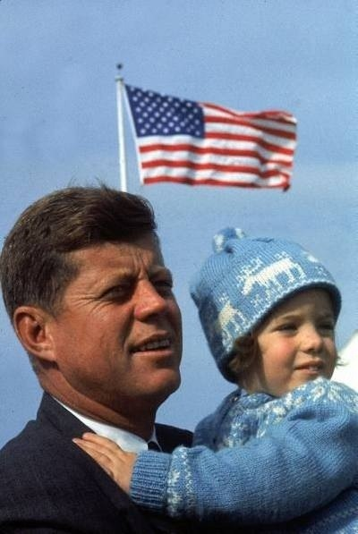 mrs-kennedy-and-me:  The American Dream.