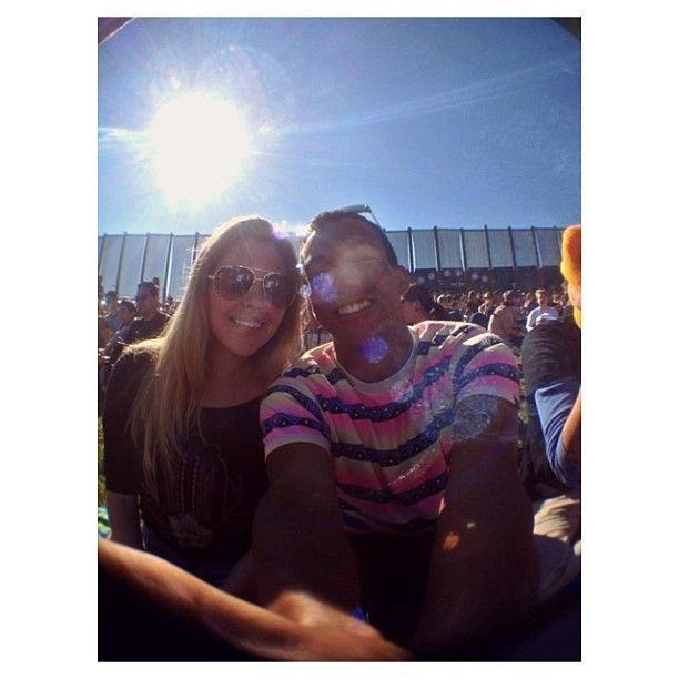••People let me tell you bout my best friend•• #BFD  (at Shoreline🚣Amphitheatre )