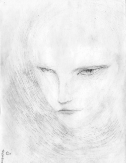 untitled humanoid (Luna in Gemini)